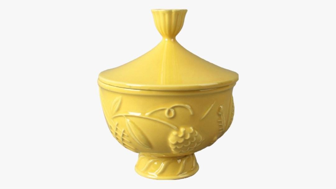 Ceramic container designer by Dagobert Peche featured image