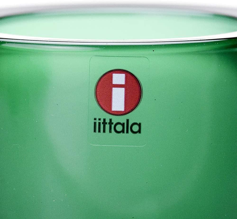 Iittala Kivi, 6 x 6 x 7 cm Glass Tealight Holder