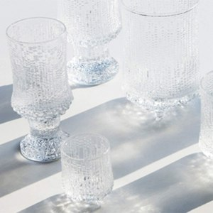 Iittala Ultima Thule Double Old Fashioned Glass Set of Two 28cl