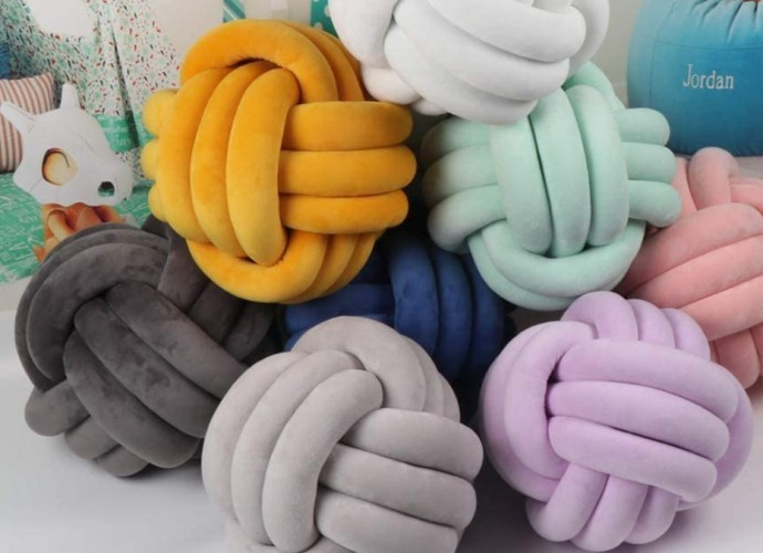 Knot Balls - Encyclopedia Design