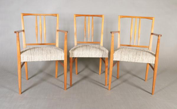 Dining Room Chairs designed by Gordon Russell circa 1950