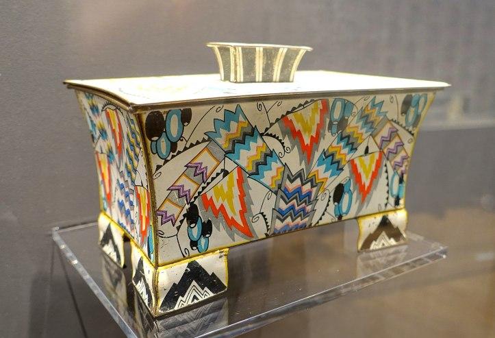 Biscuit Box designed by Emanuel Josef margold