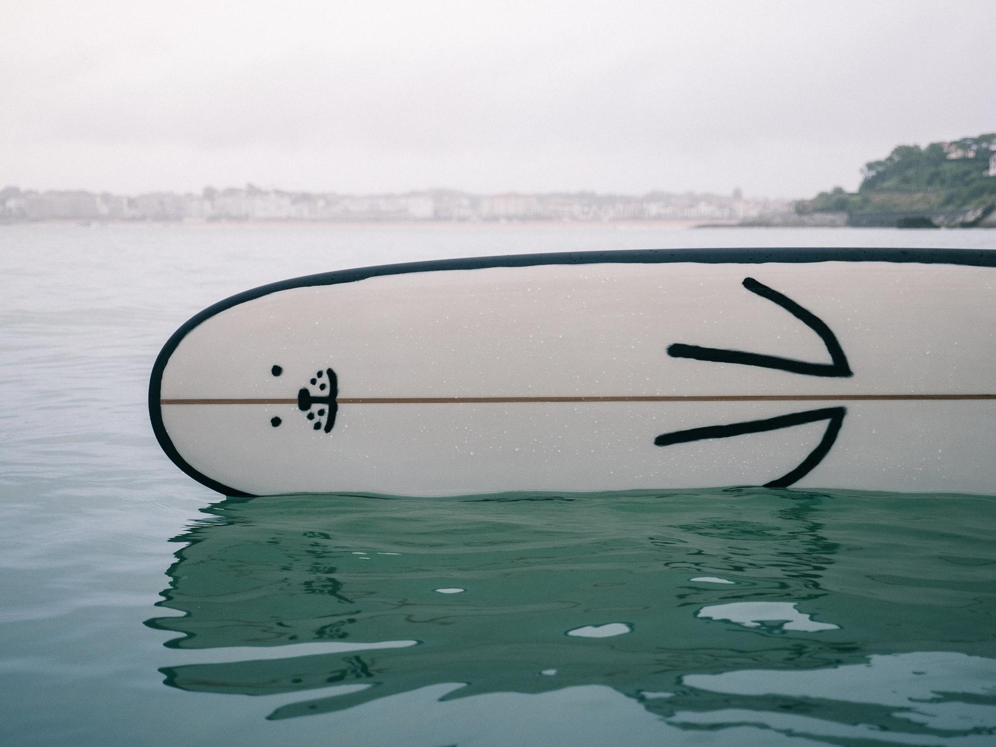Surfboards by Jean Jullien