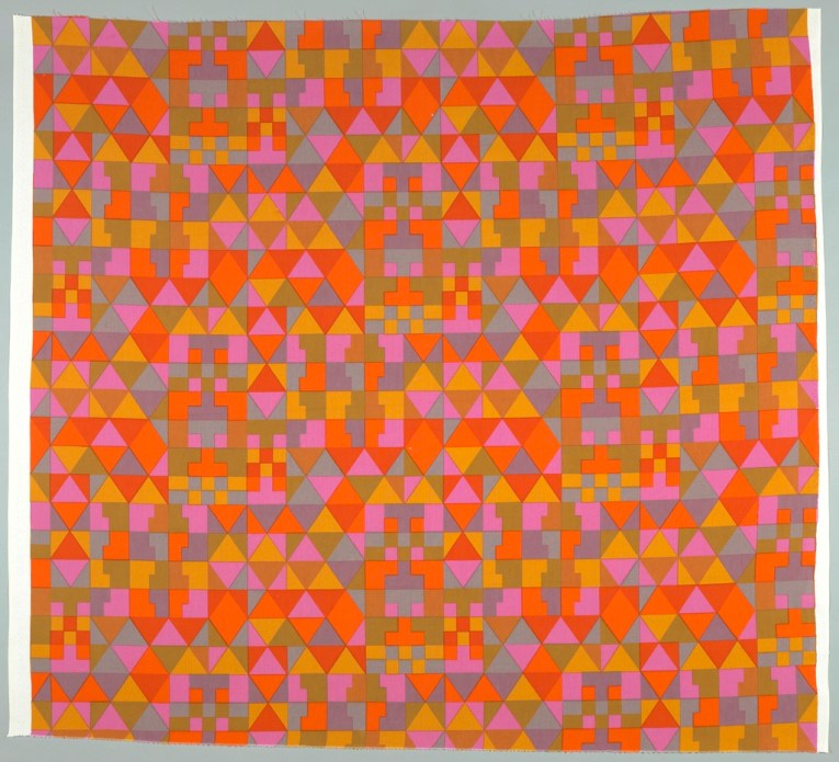 Textile (USA), 1970–79 by Boris Kroll