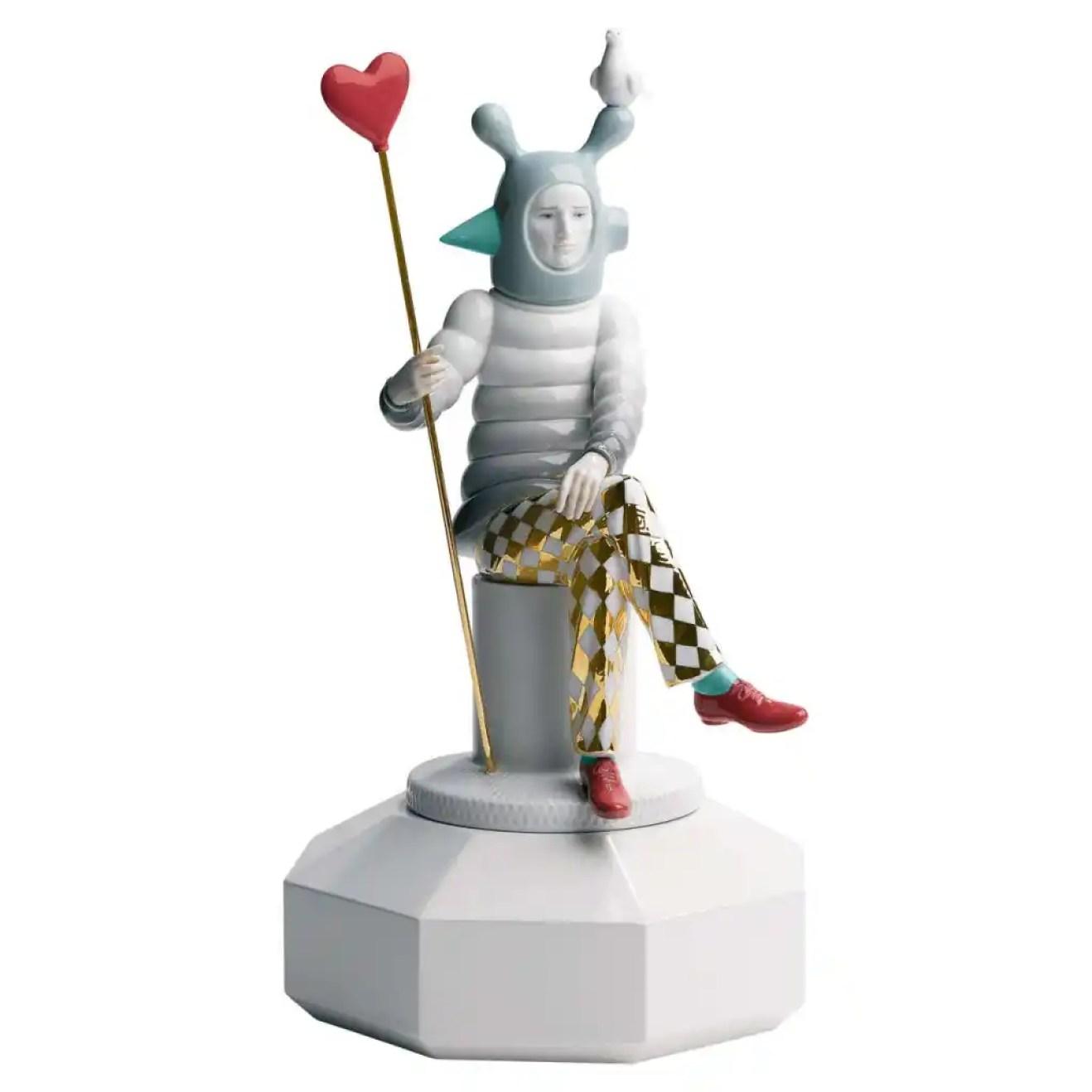 Lladro The Lover II Figurine by Jaime Hayon