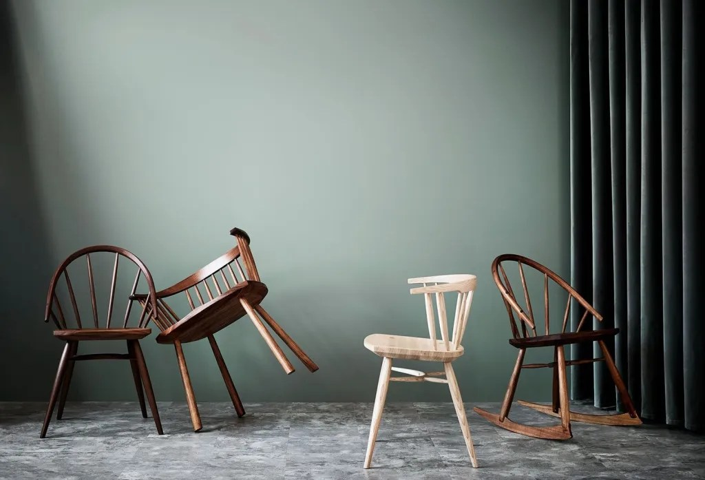 Chairs by Bern Chandley Chair Maker   Fine Furniture