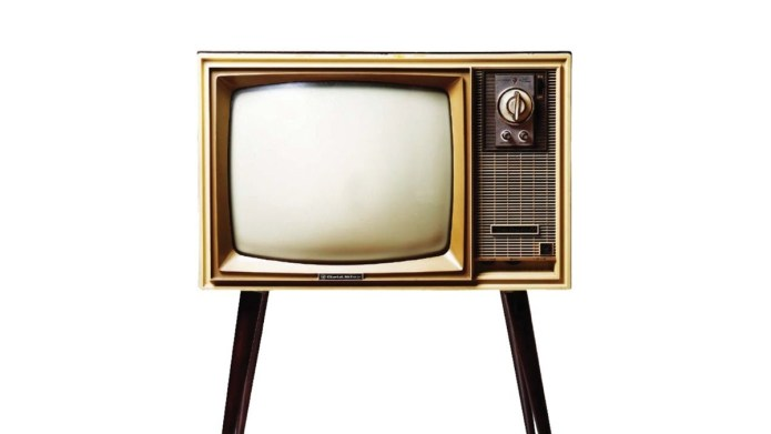 First Television in Korea | Design Object