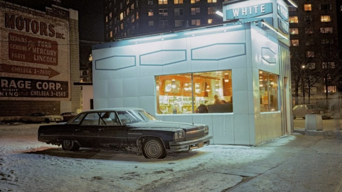 Photographs of cars NYC - 1974 - 1976 featured image