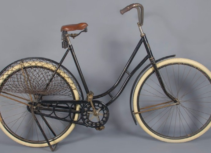 Safety Bicycle for women