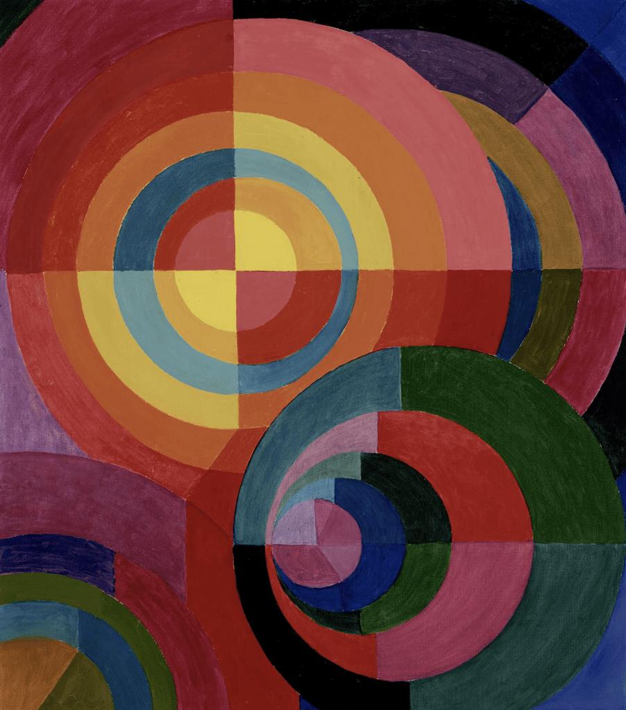 Cerchi by Johannes Itten1963