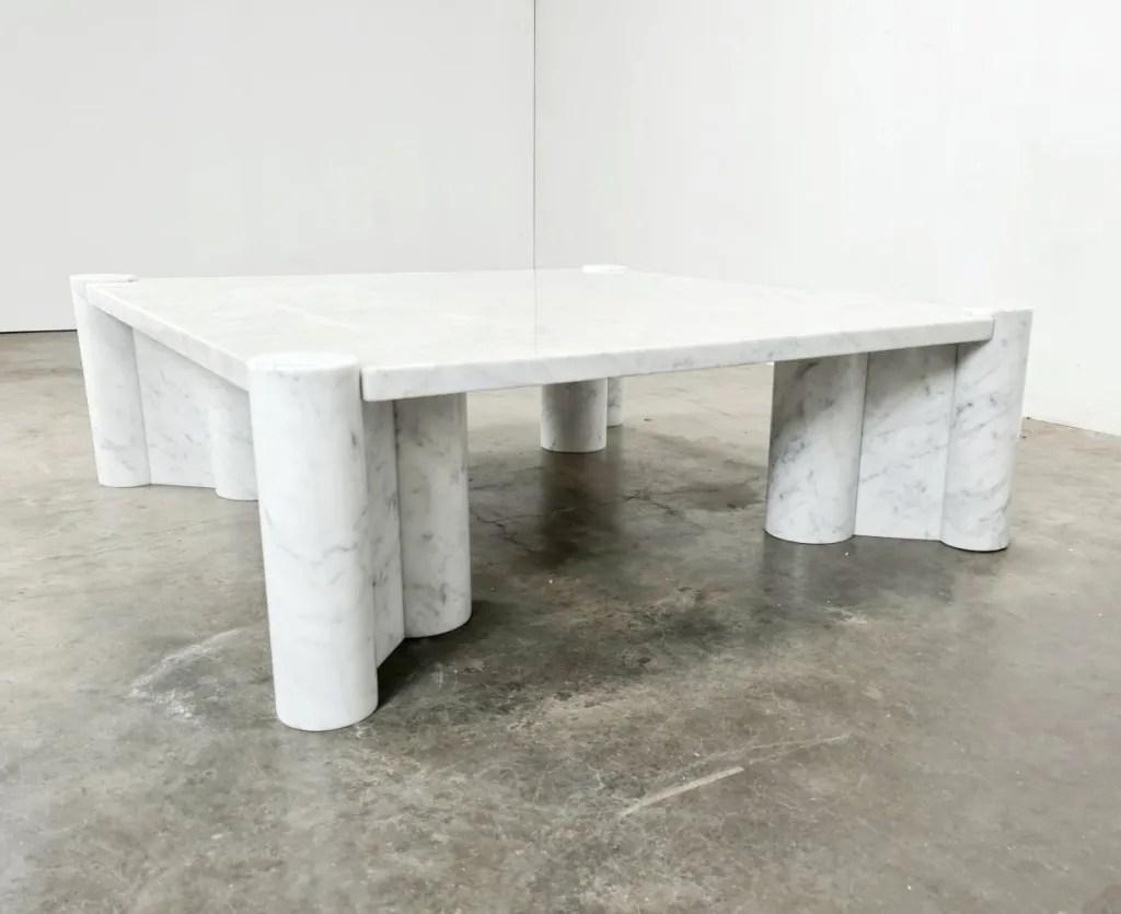 Jumbo coffee table by Gae Aulenti for Knoll International