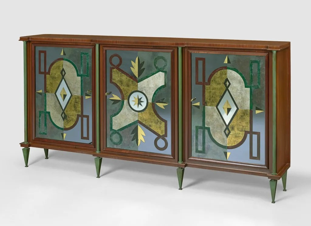 Sideboard, circa 1940 by Jacques Klein
