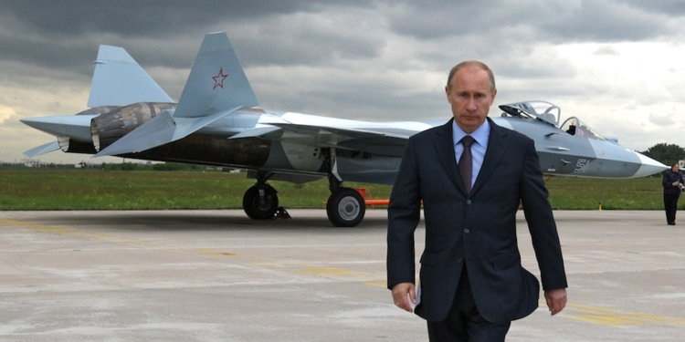 Russia's Military Aircraft Industry Ready to Mass-Produce Su-57