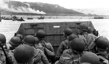 JUNE 06 – D-Day: Allies storm Normandy's coast