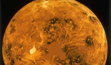 """Venus is a Russian planet"", says leader of the Russian space agency"