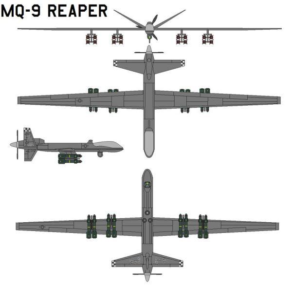 General Atomics MQ-9 Reaper 14