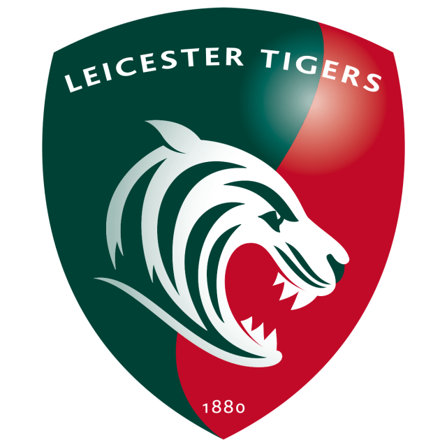 Leicester Tigers Logo & Team Color Codes
