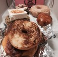 Grilled Cheese Bacon Donut (and others) from GLAZED DONUT WORKS. Sensational.