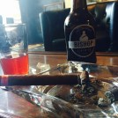Cigar Art and Bishop Cider - Great places in the Bishop!