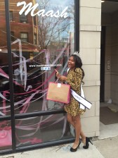 It's official, I'm a 2015 Maash Boutique Maashionista!