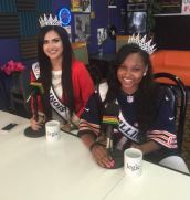 Team Illinois Teens appearing on Women Everywhere with host Jegie Carrera and Director Derrick Lee to talk teen issues.