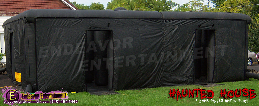SyracuseCNY Inflatable Haunted House Rental
