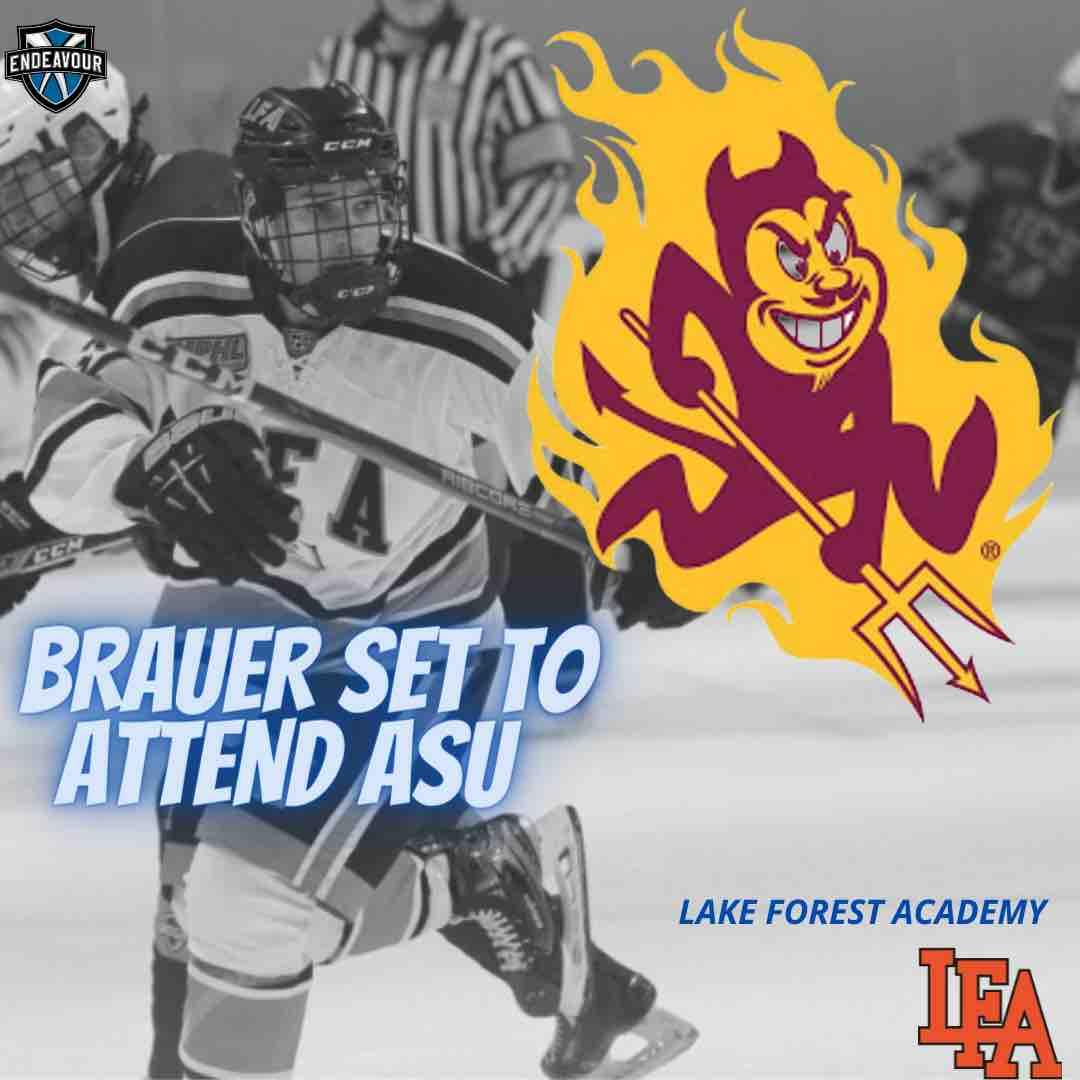 Brauer to attend ASU