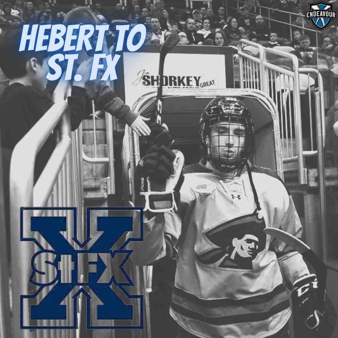 Hebert to St. FX