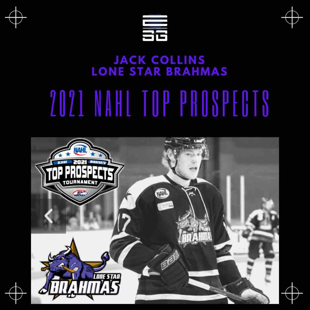 Collins named to NAHL Top Prospects roster