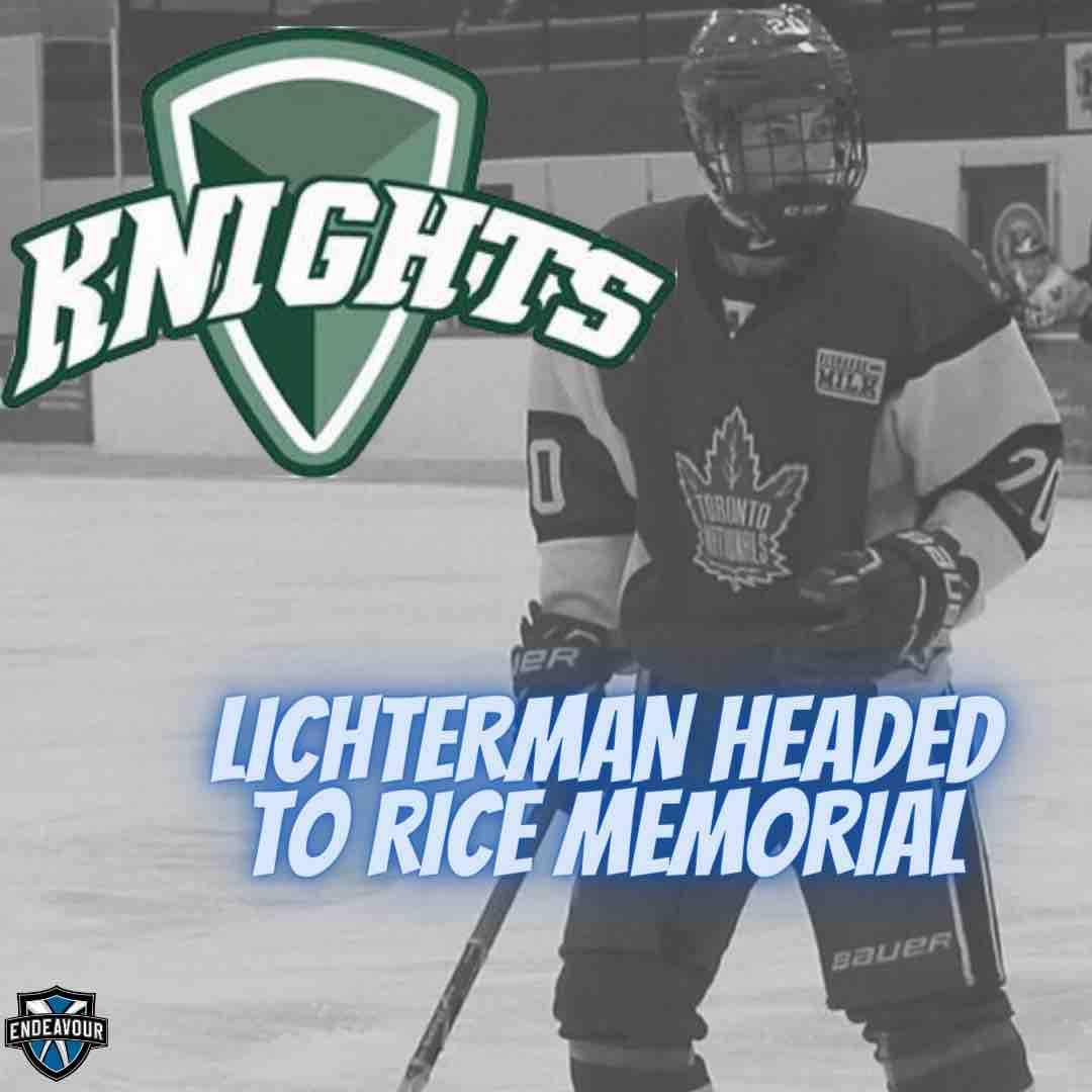 Lichterman Head to Rice