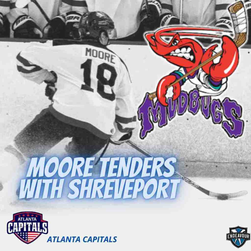 Moore Tenders with Shreveport