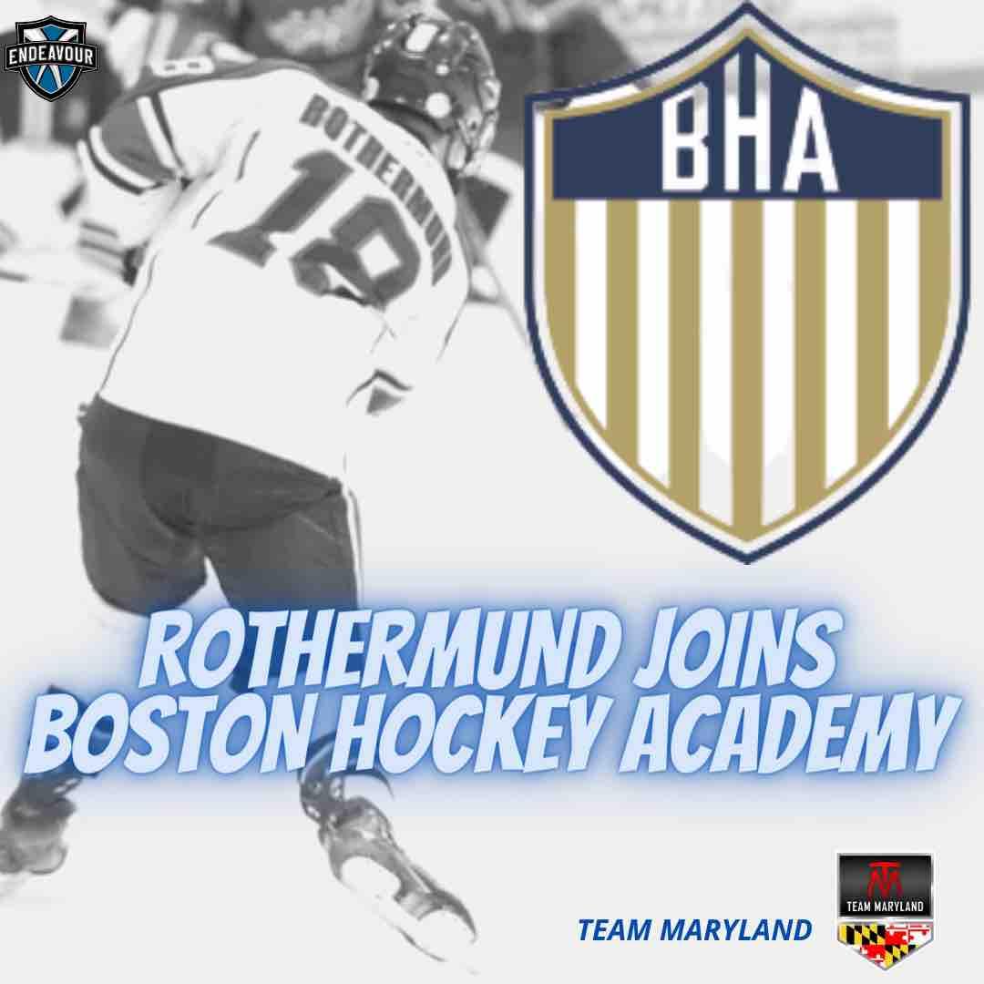 Tyler Rothermund to join Boston Hockey Academy in 2021-22 season
