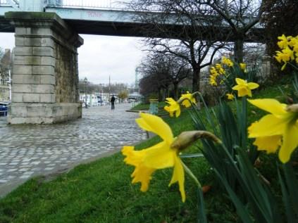 Port de l'Arsenal gardens 2