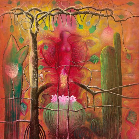 Emiliano López Javier_Flora múltiple_Arte_Oaxaca