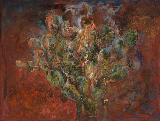 Josefa García_Cardo y grana_Arte_Oaxaca_