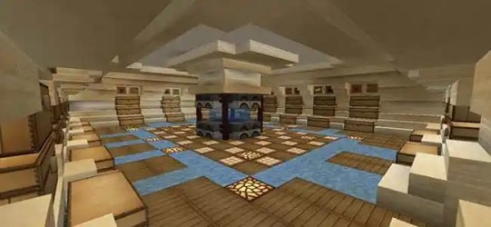 minecraft cool build room chest storage rooms things enderchest castle bored houses fancy designs ender building map