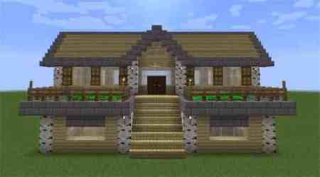 Magical Cute Minecraft Cottage