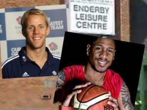 Olympic Swimmer Ross Davenport and Olympic Team GB Basketball Captain Drew Sullivan will be running some practical workshops at Enderby.