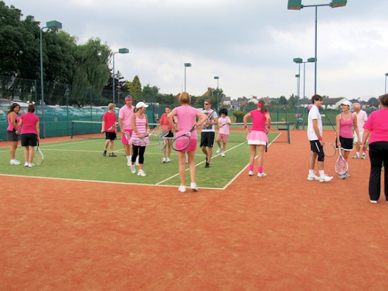 elt group on court
