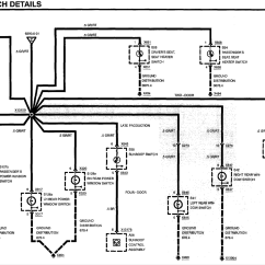 2007 Honda Element Wiring Diagram Telecaster Neck Pickup Fuse Box 1990 Crx