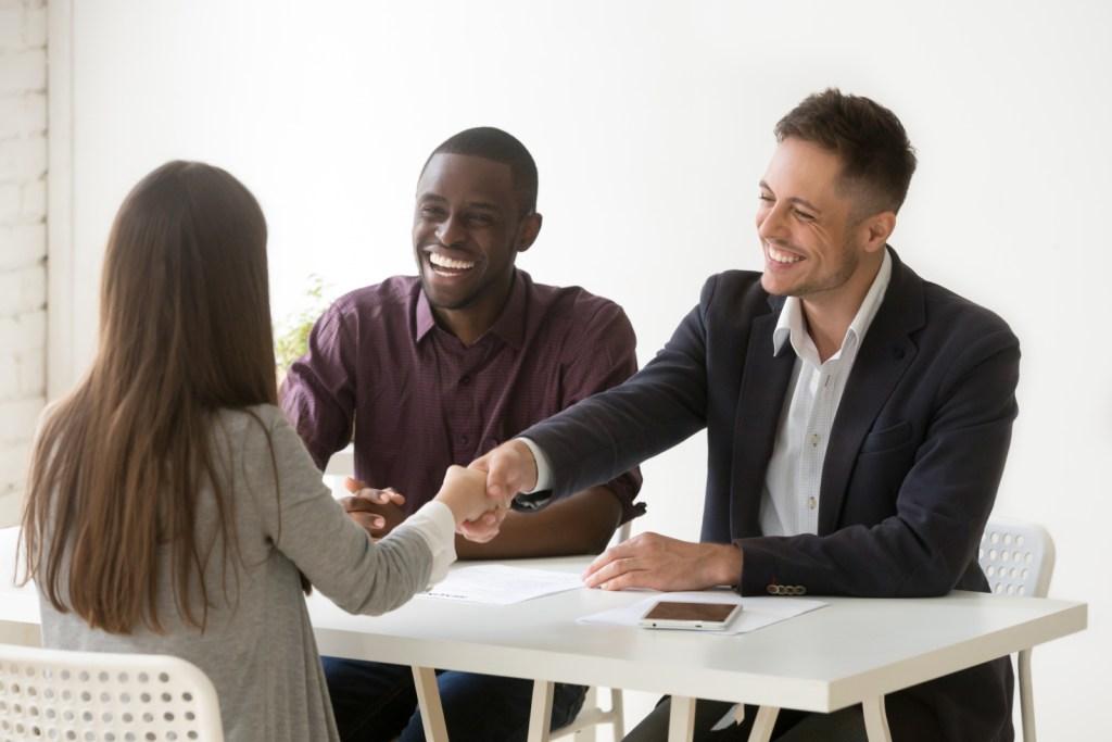 job interview staffing