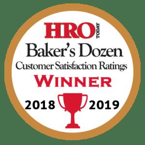 HRO Baker's Dozen Badge -2019 Winners!