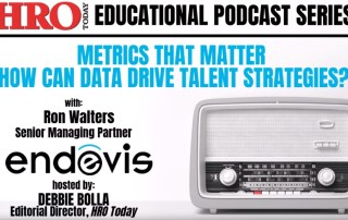 HRO Today Podcast on Talent Acquisition Technology