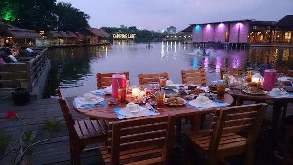 [object object] - kampung laut semarang - 3 Tempat Berbuka dengan Keindahan Alam di Semarang