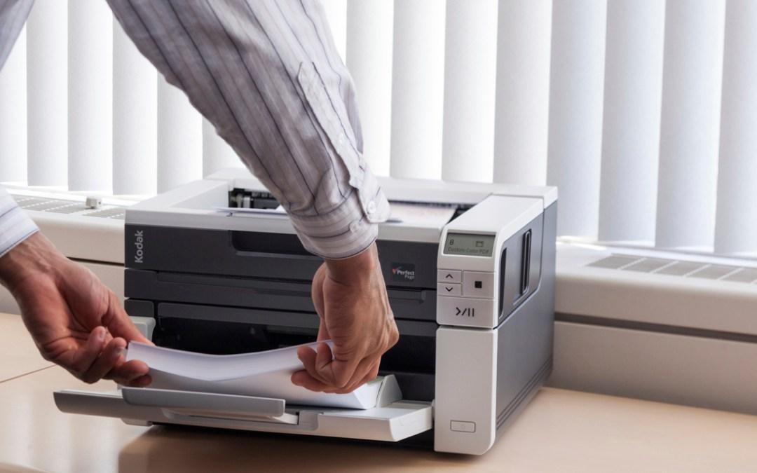 Kodak Document Scanner for Departmental Use