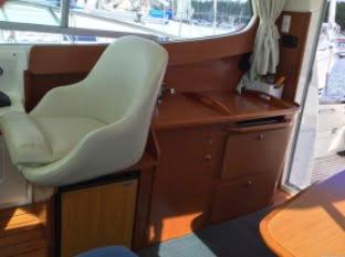 Merry Fisher 925 interior 2