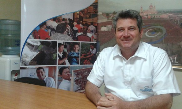 Ian Colonel, project manager for tourism Centro Empresarial Pellas.