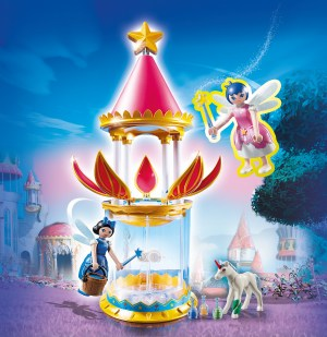 PLAYMOBIL_6688_Musical Flower Tower with Twinkle and Donella