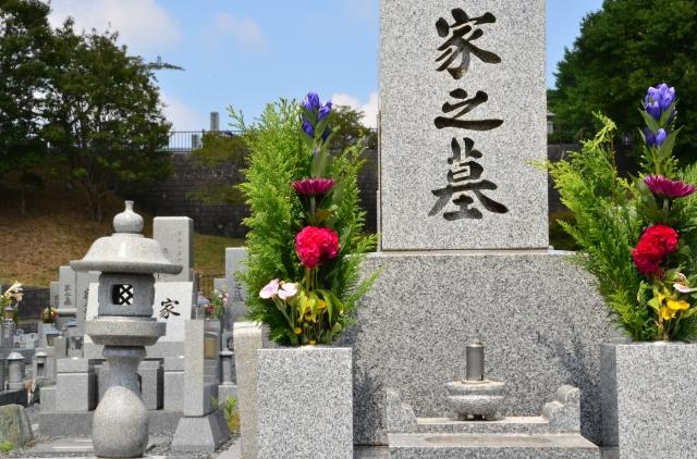 お墓の承継