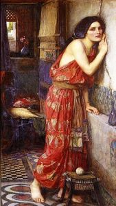 Thisbe_-_John_William_Waterhouse
